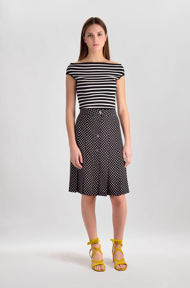 Camisa y falda de Michael Kors Collection