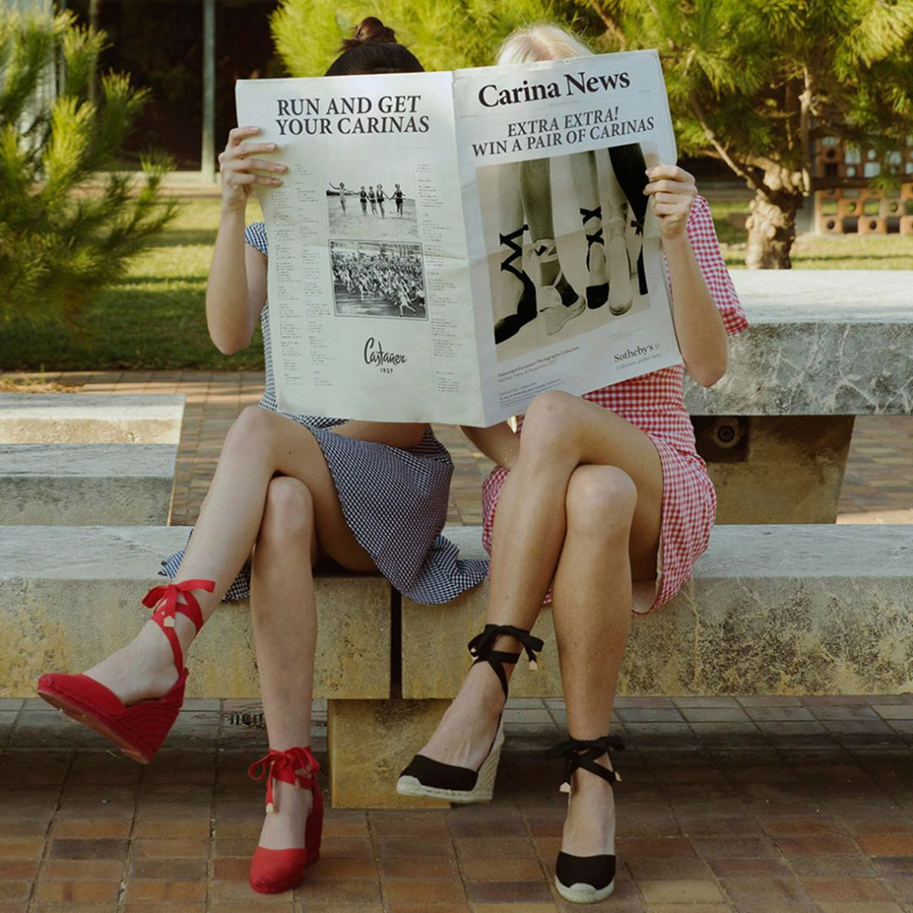 Castañer Valencia - Tienda de moda de marca Patos by Lourdes