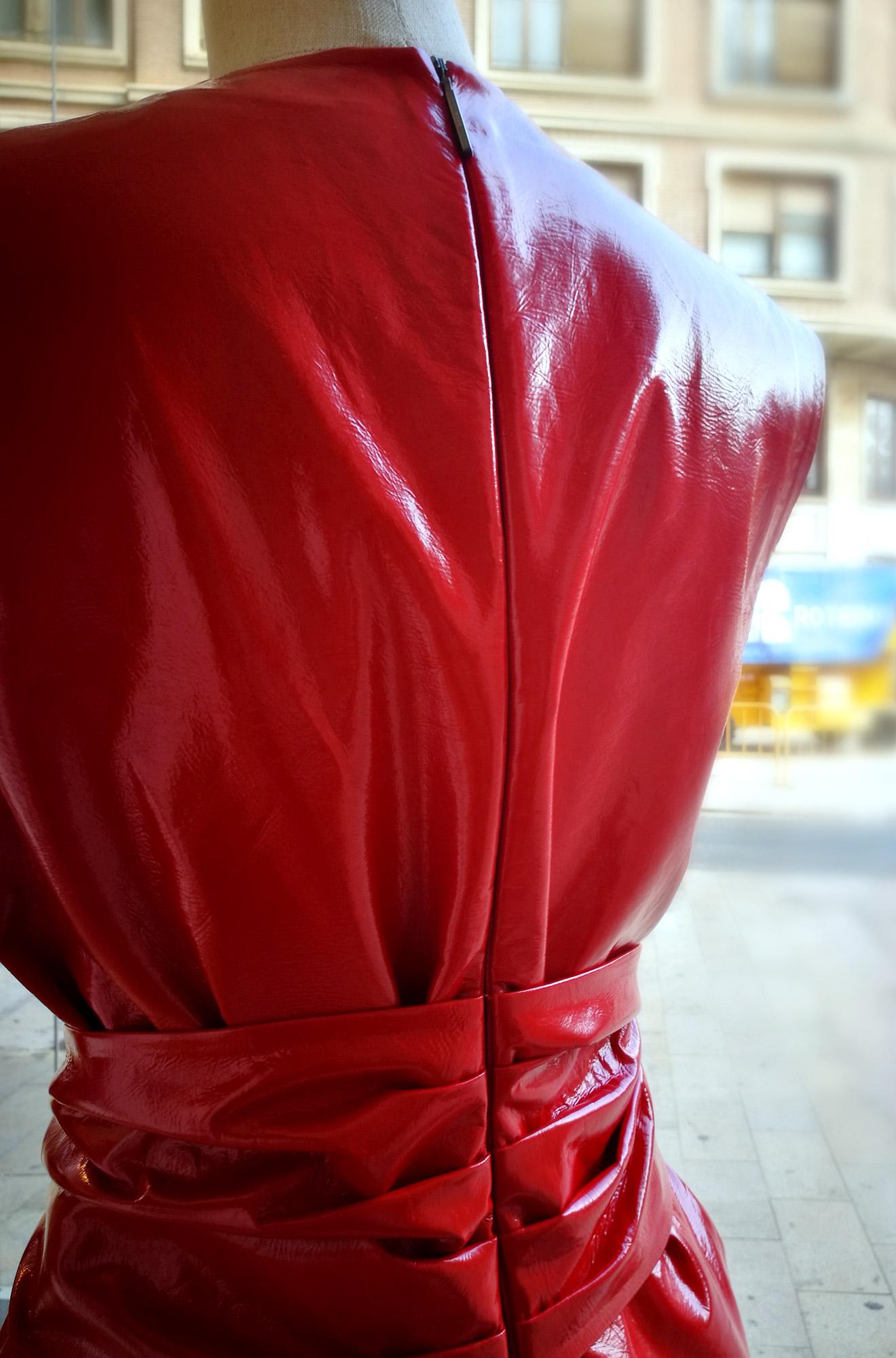 477867999cff5 Moda otoño invierno mujer valencia españa fashion jpg 1320x2000 Rojo botas  andrea otoño invierno 2018