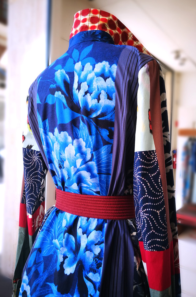 Camisero Etro 2019 colección desfile 50 aniversario en tejido de algodón estampado tipo Panneau - PATOS Valencia