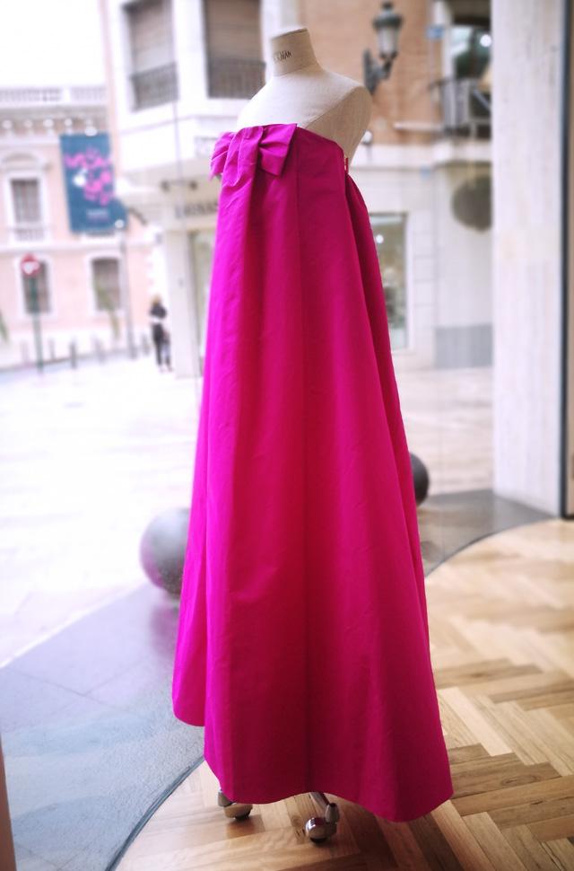 Rochas 2019 2020 vestido de fiesta diseñado por Alessandro dell'Acqua - PATOS Valencia
