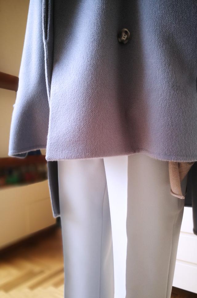 Chaquetón y pantalón de Sportmax 2019 / 2020, pullover de Lamberto Losani - PATOS Valencia