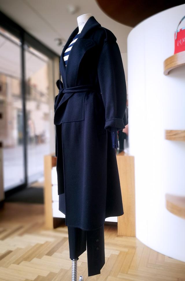 Abrigo, pullover y pantalón de SPORTMAX - PATOS Valencia