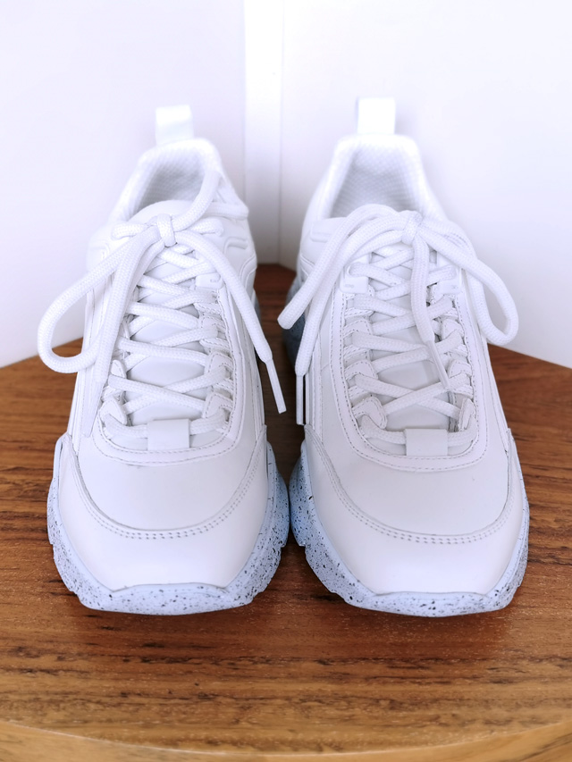 Sneakers MSGM blancas Take your pleasure - PATOS Valencia