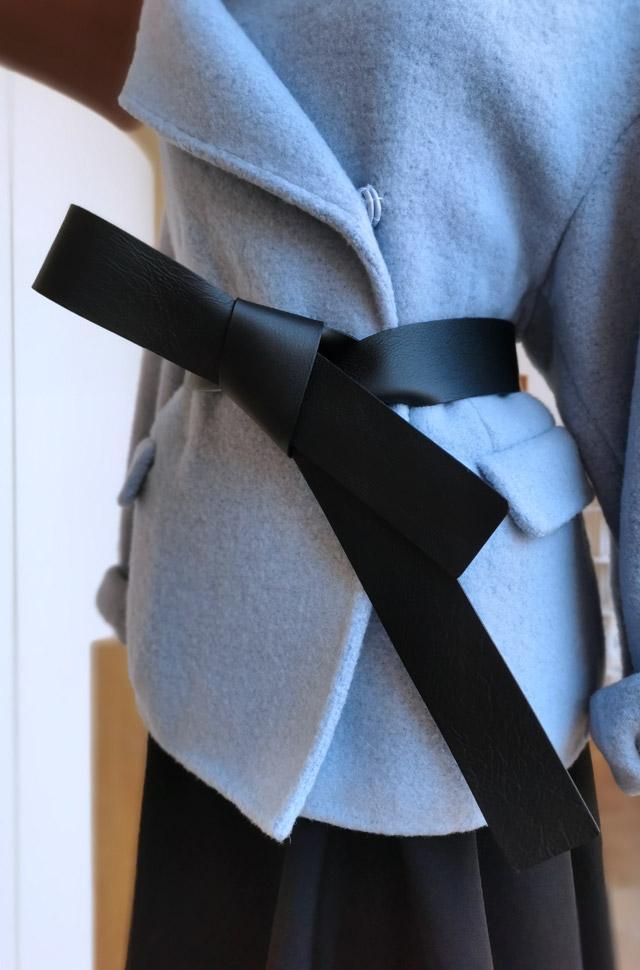 Chaqueta y falda de ROCHAS, otoño invierno 2020 / 2021, PATOS Valencia