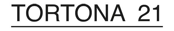 Logo TORTONA 21 en PATOS