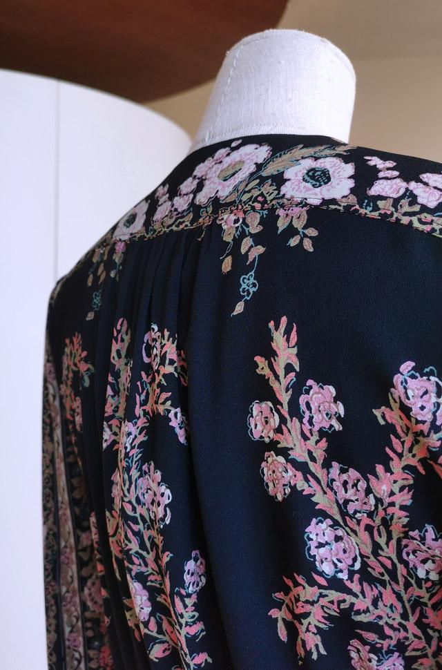 Vestido ETRO Wrap Dress Otoño Invierno 2020 / 2021 - PATOS Valencia