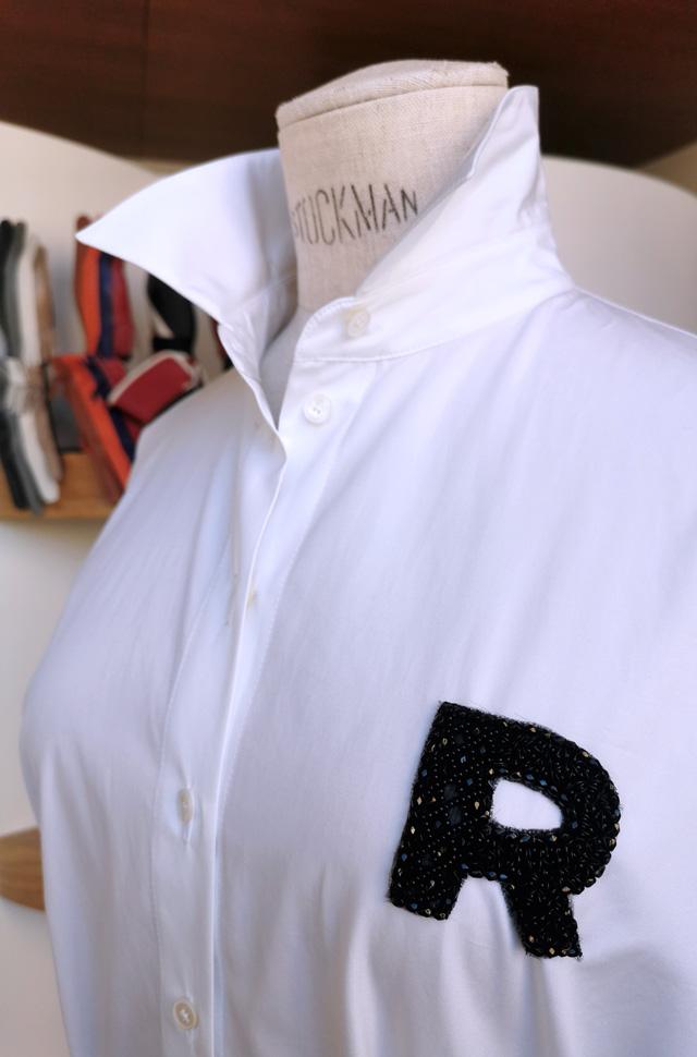 Camisa y falda de ROCHAS otoño invierno 2020 / 2021 - PATOS Valencia